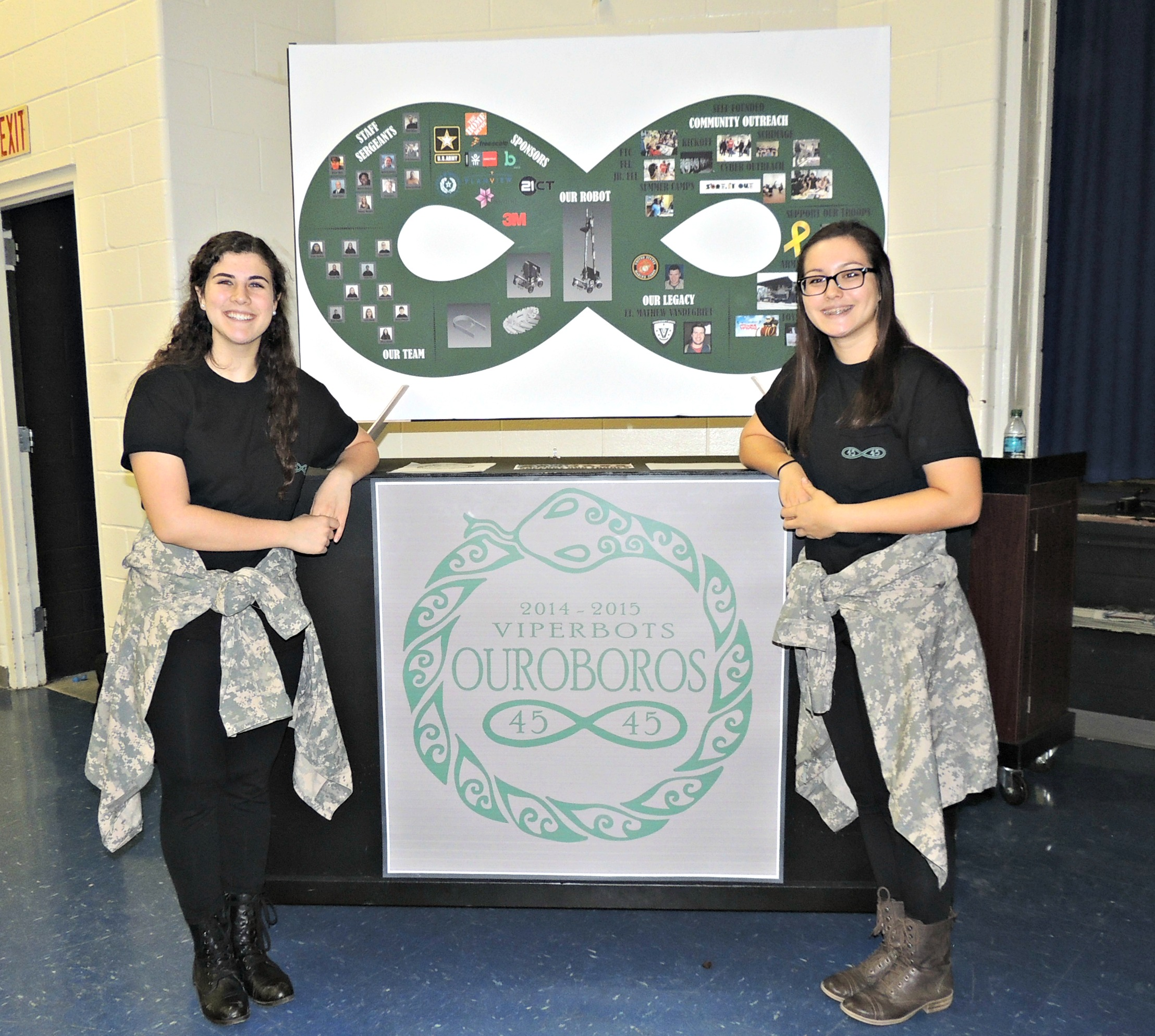 ViperBots Make History with Four Team Wins at Regional Qualifier